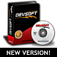 DevSoft - Responsive HTML5 Full Sales Website Nulled