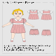 Baby Girl Dress And Panty Set - GraphicRiver Item for Sale
