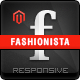 EM Fashionista Responsive Framework Theme - ThemeForest Item for Sale