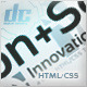 Innovation+Science Theme Portfolio & Business HTML Nulled