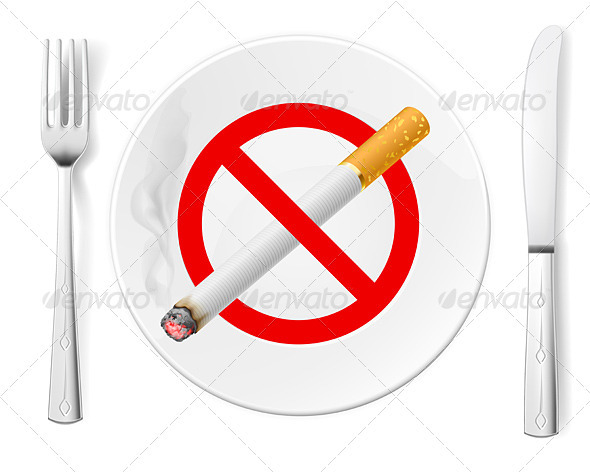 No Smoking - Miscellaneous Vectors
