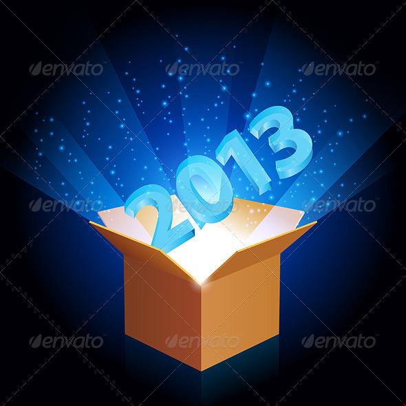 Open cardboard box - Miscellaneous Vectors