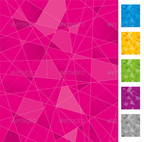 Geometric Background - Decorative Vectors