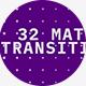 32 Square Luma Mattes Transitions - VideoHive Item for Sale