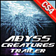 Abyss Creatures Trailer - VideoHive Item for Sale