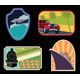 Luggage Labels - GraphicRiver Item for Sale