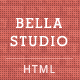 Bella Studio - Responsive Portfolio and Business  - ThemeForest Item for Sale