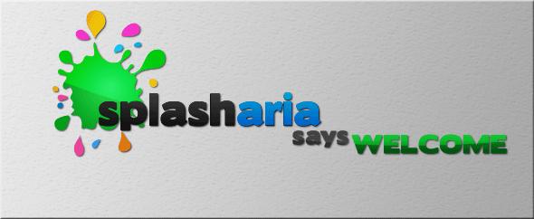 Splasharia banner