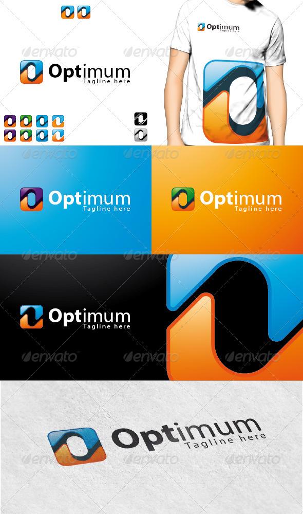 Optimum Logo - Letters Logo Templates