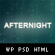 Afternight - A Stylish Minimalist Responsive Theme Nulled