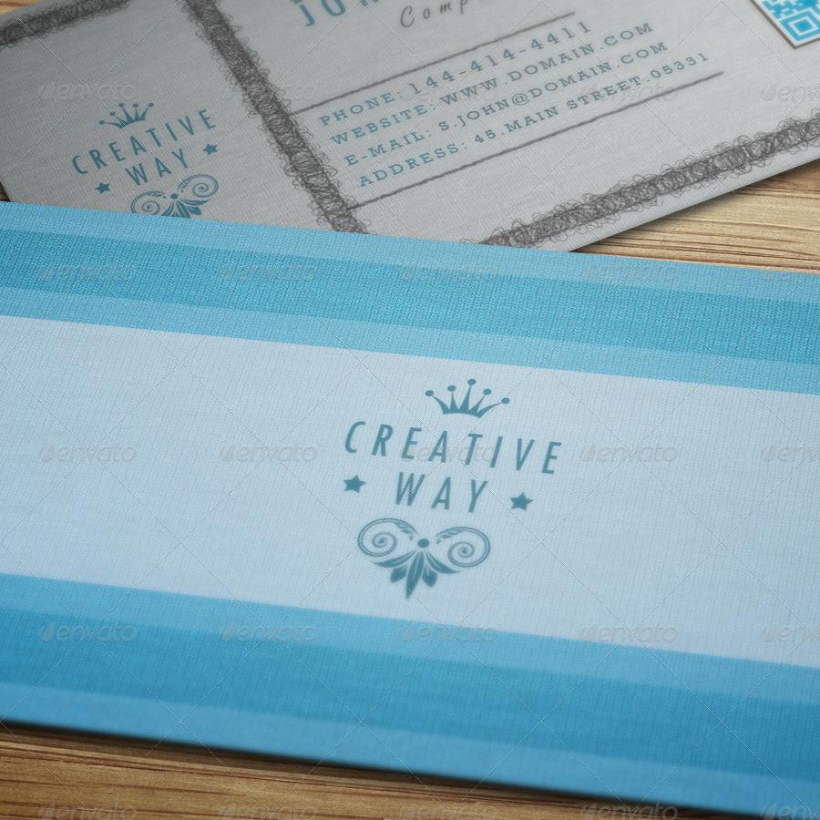 Creative Brand - Business Card [Vol.2]