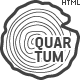 Quartum Site Template Nulled