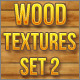10 Tileable Wood Textures Set 2 - GraphicRiver Item for Sale