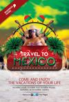 01 travel to mexico flyer template preview.  thumbnail