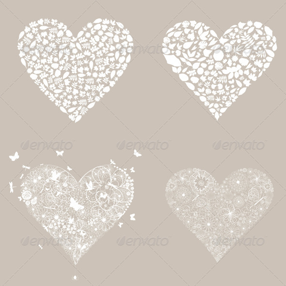 Heart design an element3 - Valentines Seasons/Holidays