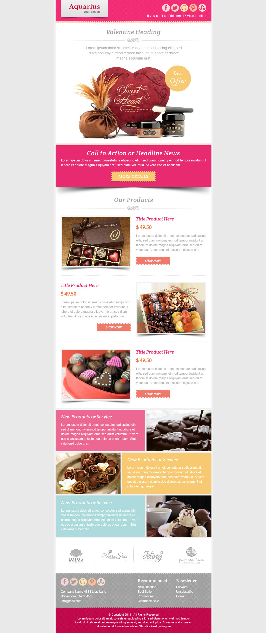 06_preview6 Valentine S Themed Newsletter Template on valentine newsletter ideas, valentine newsletter templates for teachers, valentine's newsletter template,