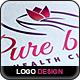 Pure Beauty Logo - GraphicRiver Item for Sale