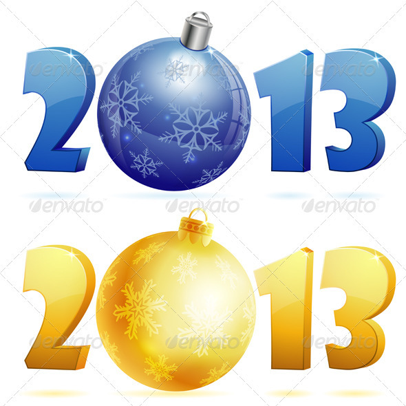 New Year - New Year Seasons/Holidays