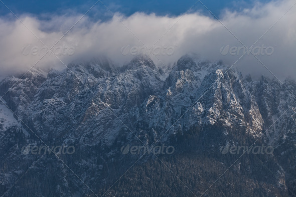 mountain top - Stock Photo - Images