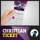 Multipurpose Christian Celebration Ticket 1
