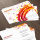 Colordot Creative Business Card - GraphicRiver Item for Sale