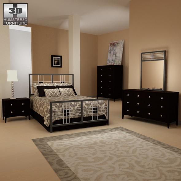 Bedroom furniture 17 Set