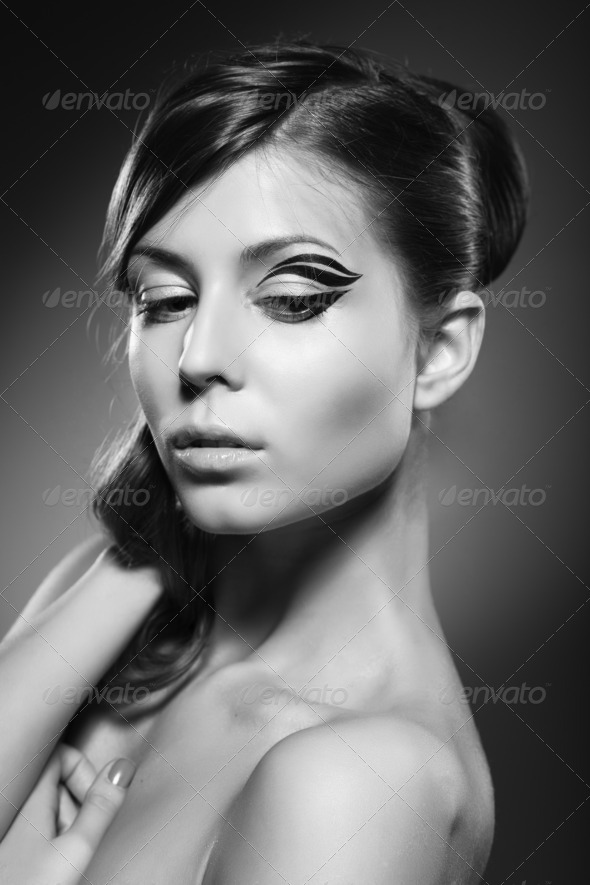 Natural Beauty - Stock Photo - Images