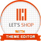 Let's Shop - Responsive Magento Theme  Nulled