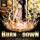 Burn Down R&B HipHop Flyer Template - GraphicRiver Item for Sale