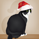 Christmas Cat - GraphicRiver Item for Sale