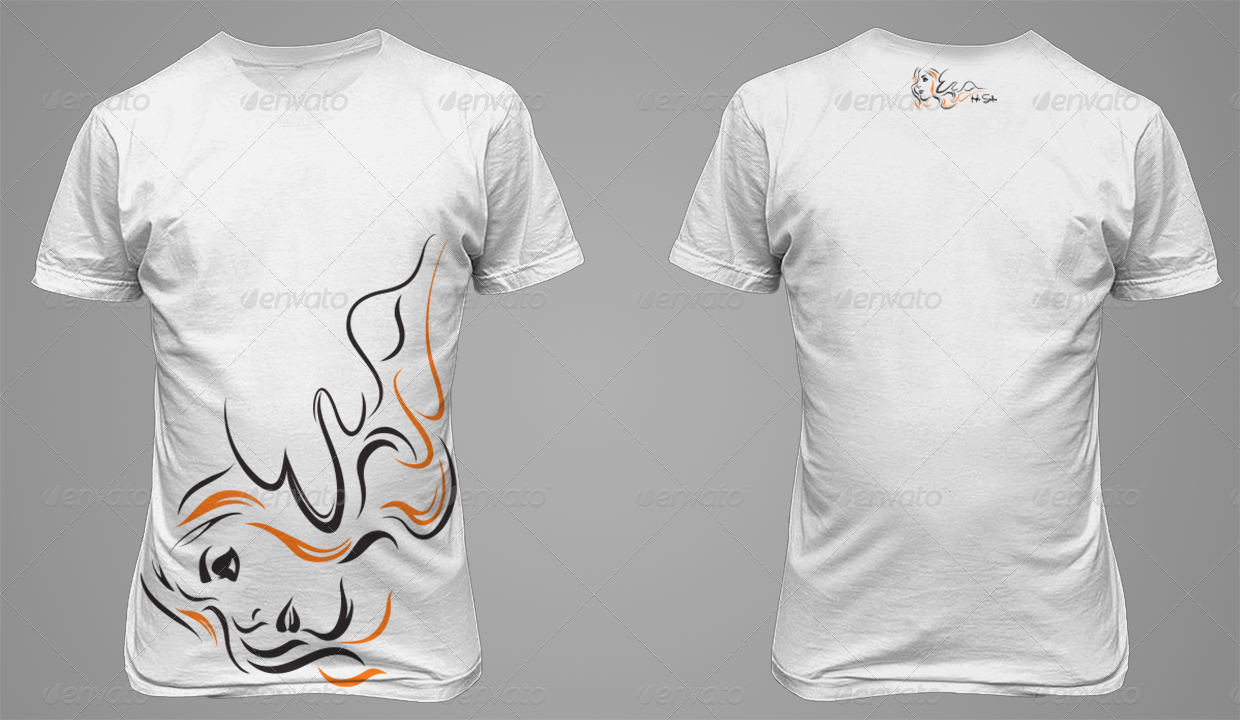 t shirt mock up by splasharia graphicriver