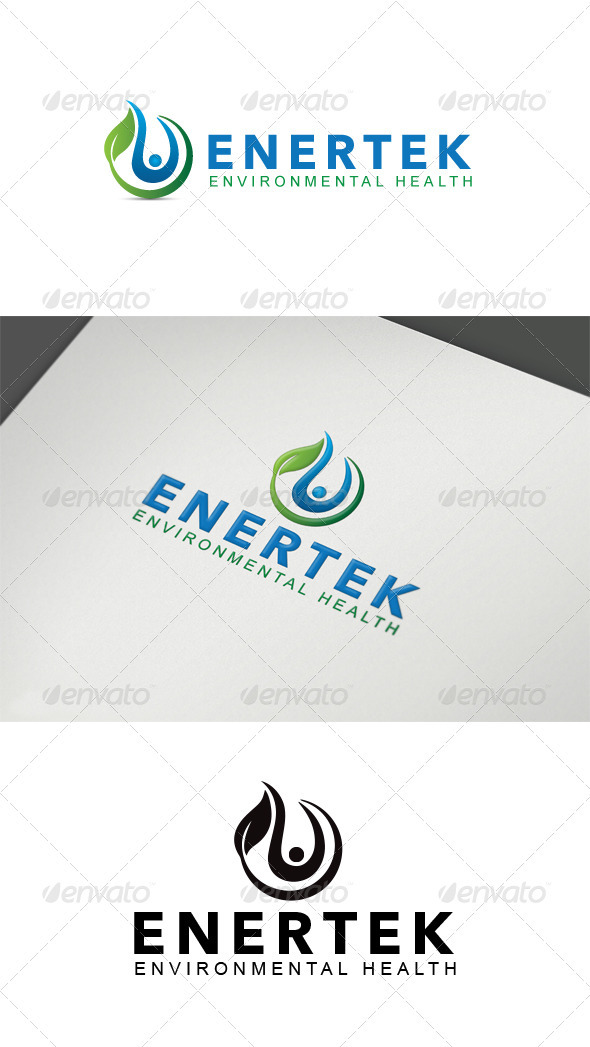 Enertex Logo - Nature Logo Templates