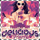 Delicious Nights Party Flyer - GraphicRiver Item for Sale