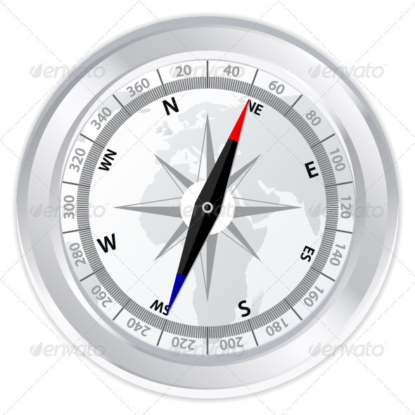 compass  - Travel Conceptual