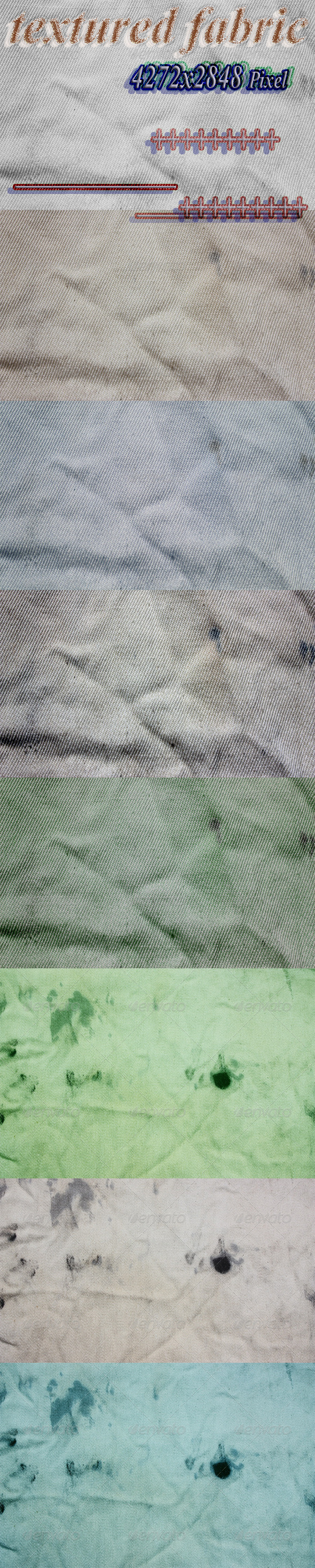 Textured fabric - Backgrounds Graphics