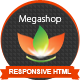 MEGASHOP HTML VERSION Nulled