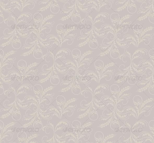 Decorative Floral Background - Patterns Decorative