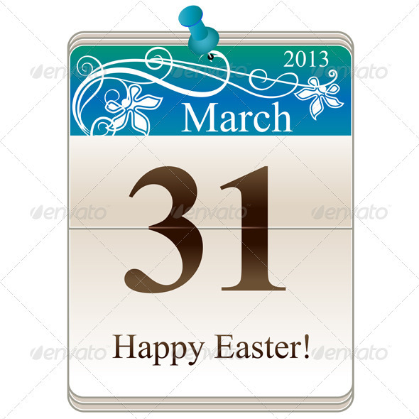 Catholic Easter 2013 - Seasons/Holidays Conceptual