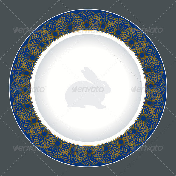 Dinner Plate - Man-made Objects Objects