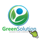 Green Solution-logo Templates - GraphicRiver Item for Sale