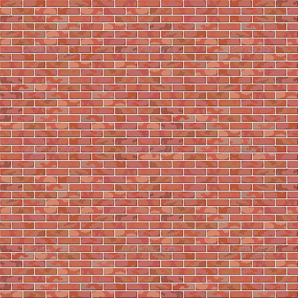 Brick Wall - Backgrounds Decorative