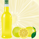 Limoncello Bottle - GraphicRiver Item for Sale