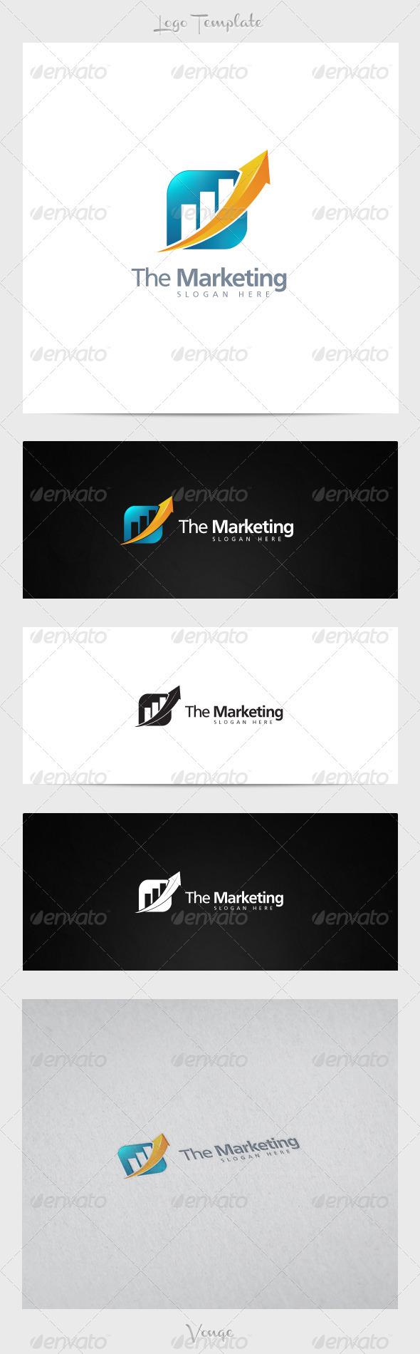 Marketing Company - Company Logo Templates