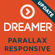 Dreamer - Responsive One Page Parallax Template - ThemeForest Item for Sale