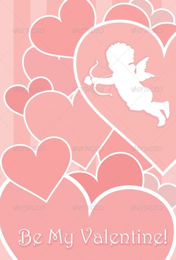 Valentine Card Design - Valentines Seasons/Holidays