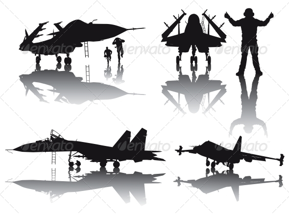Aircraft - Travel Conceptual