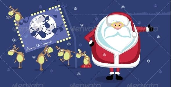 Auto-stop - Christmas Seasons/Holidays