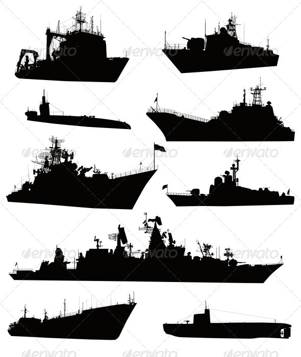Naval Set - Travel Conceptual