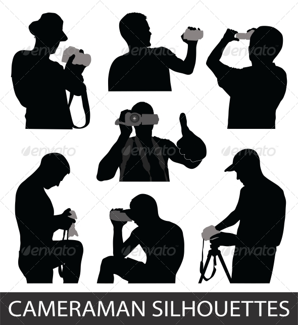 Cameramen - People Characters