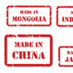 Made in Asia Rubber Stamps - GraphicRiver Item for Sale